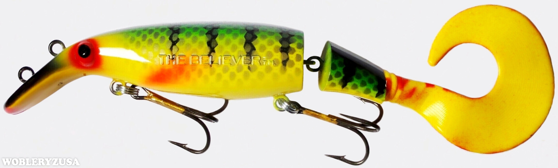 Wobler Super BELIEVER 20 (23) cm - Perch YB