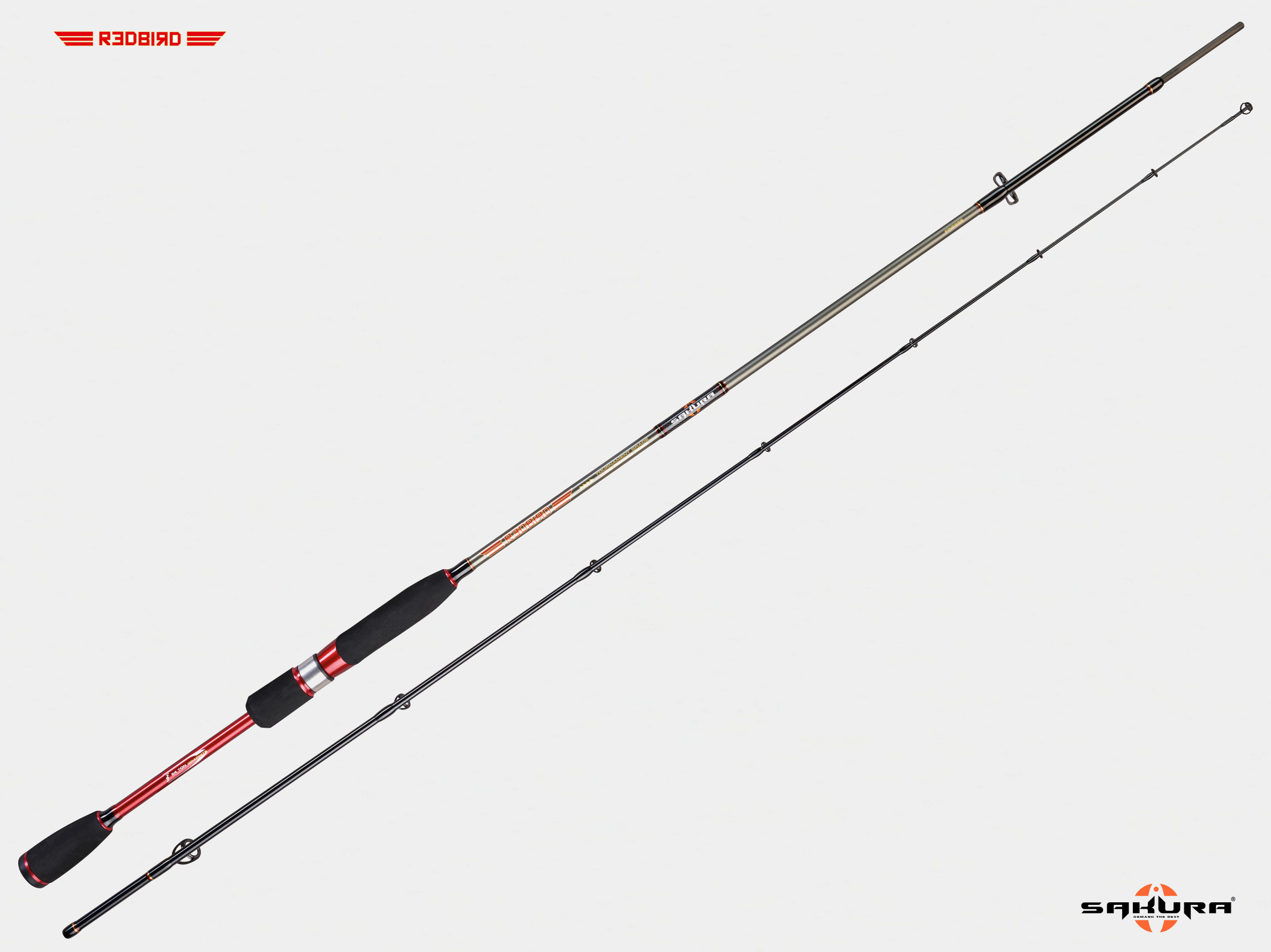 RED BIRD Spin 2-7 g / 183 cm - Light