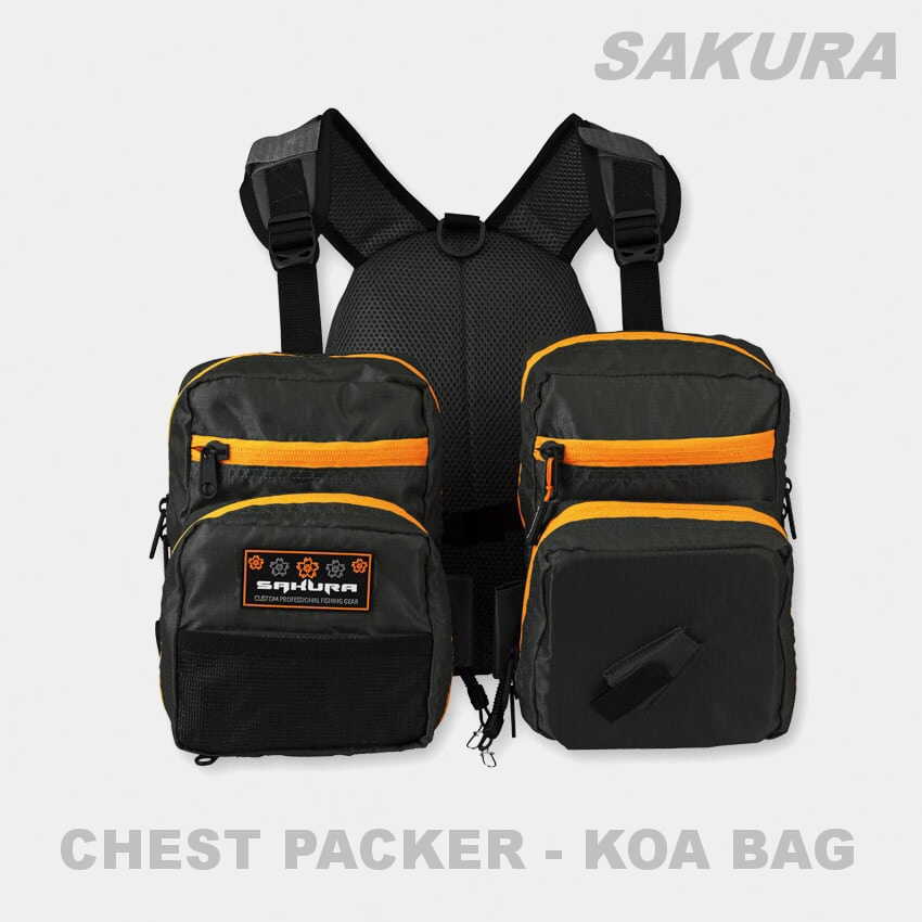 CHEST PACKER – KOA BAG