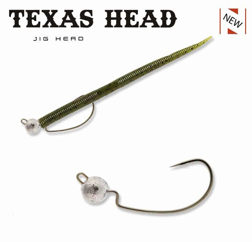 SAKURA Texas Jig Head - 5 g / 1/0