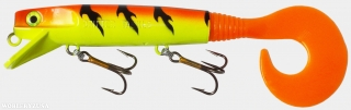 Wobler SUPER STALKER 23 cm - Orange Tiger