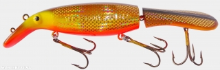 Wobler BELIEVER 20 cm - Holoform Hot Walleye