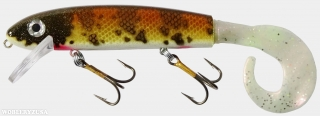 Wobler SUPER JAKE 23 cm - Glitter Walleye