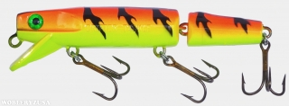 Wobler Muskie STALKER 15 cm - Orange Tiger
