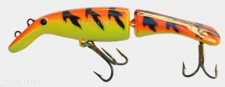 Wobler BELIEVER 15 cm - Orange Tiger