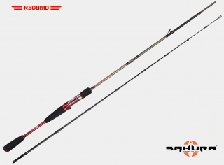 RED BIRD Cast 7-28 g / 198 cm -  Medium Heavy