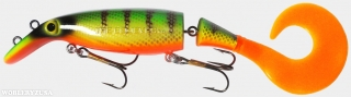 Wobler Super BELIEVER 23 cm - Fire Perch