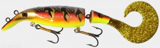 Wobler Super BELIEVER 23 cm - Fire Belly