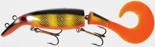 Wobler Super BELIEVER 23 cm - Black Perch