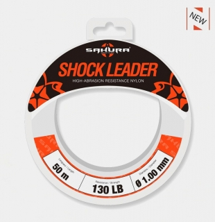 SAKURA Shock Leader 0,66 mm / 50 m
