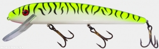 Wobler GRANDMA LURE 23 cm - Chartreuse Tiger